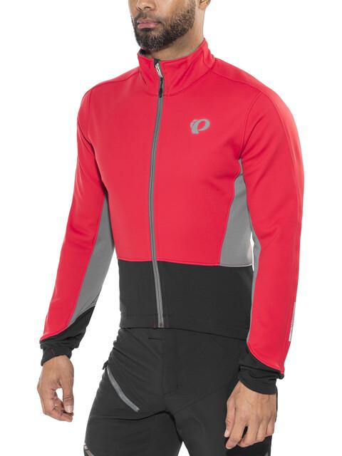 PEARL iZUMi Elite Pursuit Softshell Jacket Men True Red/Black